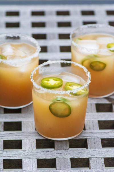Spicy Tequila Cocktail Recipe