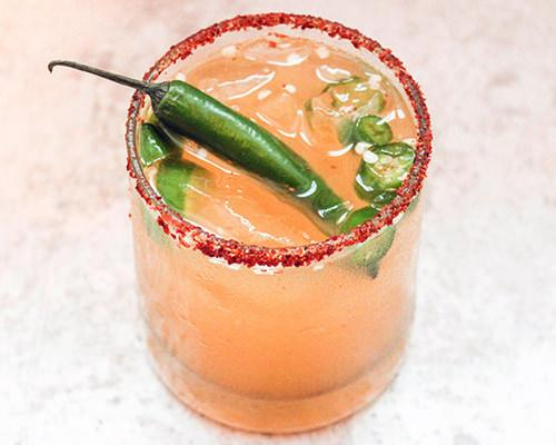 9 Spicy Margarita Recipes To Spice Up Your Spring | Fiery Margaritas